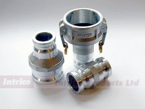 Camlock adapter intrico products ltd