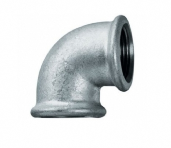 'Bost' Galvanised Malleable Iron Fittings