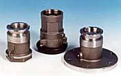 1.5 and 2 inch SS Couplings