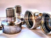 Stainless Steel IBC Adapters