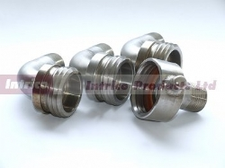 'IBC' Buttress adapters in Stainless Steel
