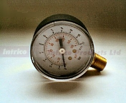 K Series' 63mm Pneumatic Gauges