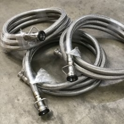 Stainless Steel Convoluted Metallic Hose