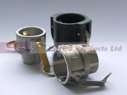 Part B Camlock Coupling