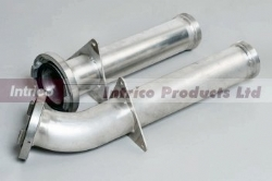 Pellet Store Wall Pipes